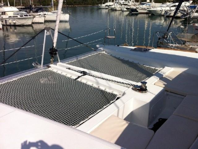 Mej - a Lagoon 450 Catamaran