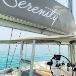 Serenity - a Lagoon 520
