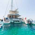 Sea Bliss - a Lagoon 560