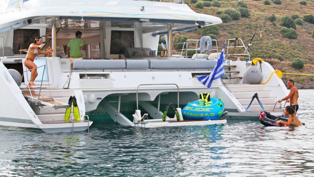 Nova - a Lagoon 620