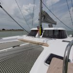 Blue Point - a Nautitech 40 Open
