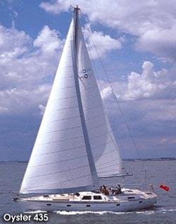 New Horizon - a Oyster 43