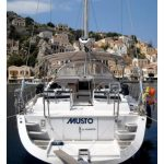 Musto - a Oyster 72