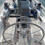 Grey sea - a Swan 41