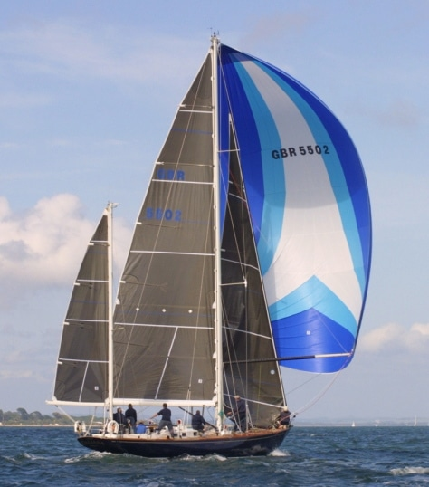 Galiana - a Swan 55