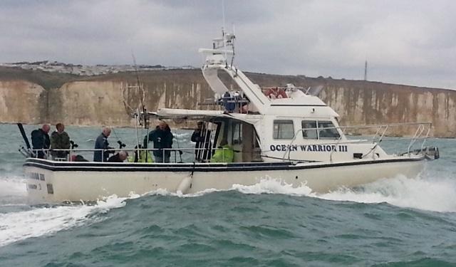 Ocean Warrior 3 - a Aquastar 38