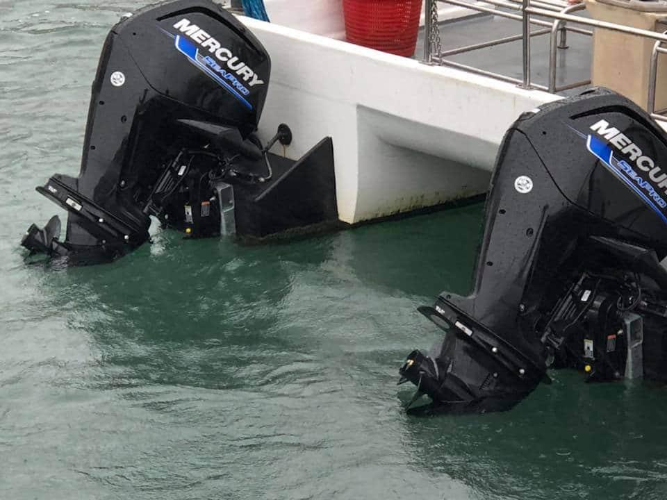 Invictus - a Blyth Catamaran