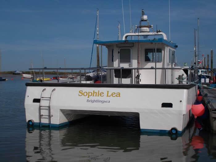 Sophie Lea II - a Sport Fishing Cat
