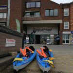 Lymington Kayaks - a BIC Kayak