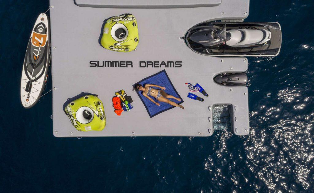 Summer dreams - a Admiral 113