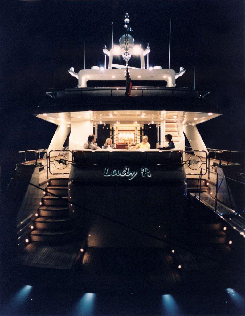Lady P - a Bugari 95