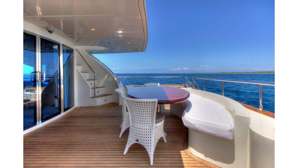 Dream Yacht - a Custom Built