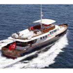Darwin - a Custom Trawler