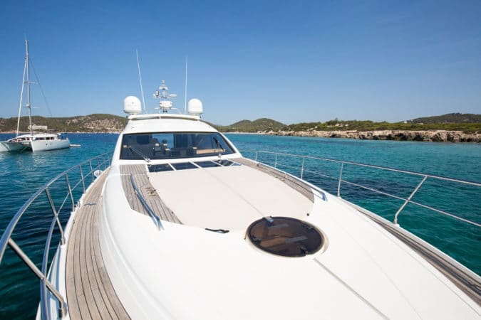 Kryon III - a Fairline Targa 64