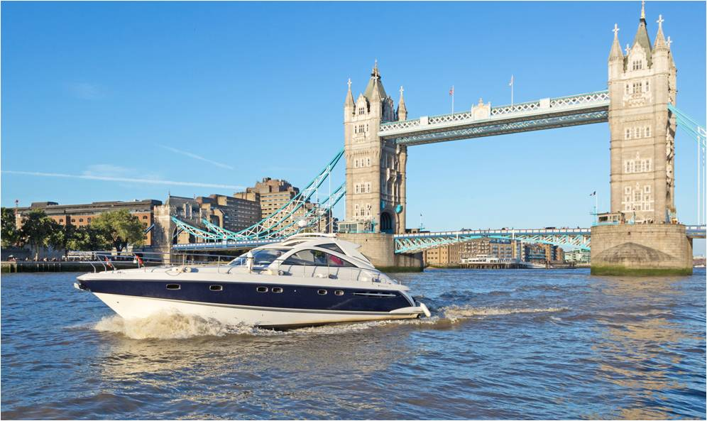 Lady Kate - a Fairline Targa