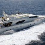 Kentavros II - a Ferretti 78