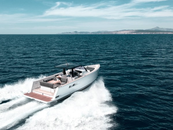Patandreas - a Fjord 40