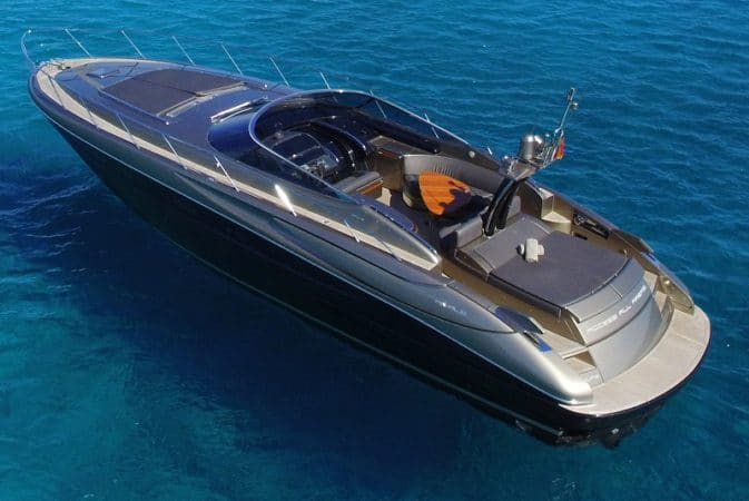Access All Areas - a Riva Rivale 52