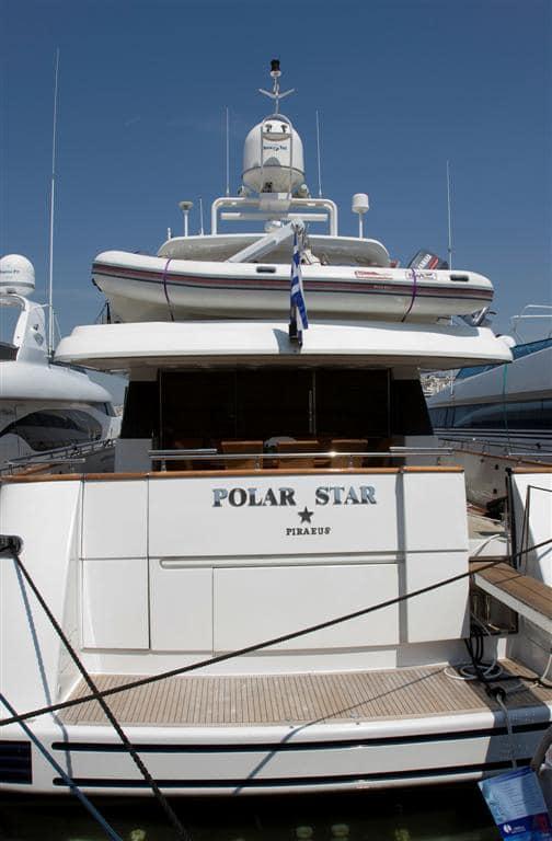 Polar Star - a San Lorenzo 96