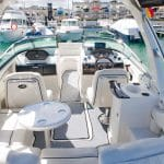 Moonwalk - a Sea Ray 250 SLX
