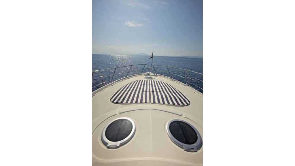 Incognito - a Sunseeker 52
