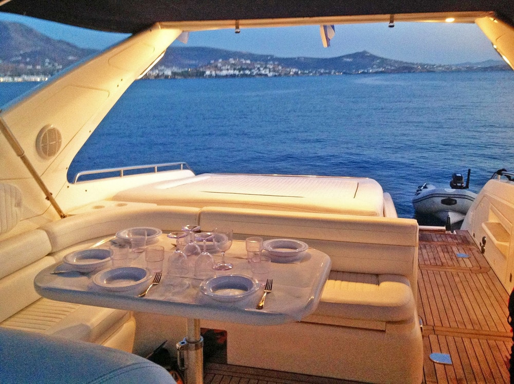 Obsession - a Sunseeker Camargue 55