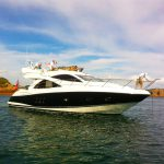 Escapade - a Sunseeker Manhattan 50