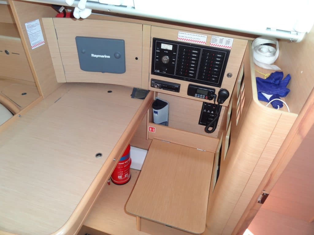 Escapado - a Beneteau First 40.7