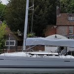 Sfida - a Beneteau First 40