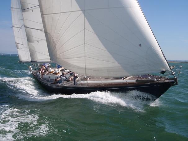 Valhalla - a Swan 55