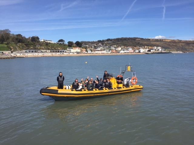 40 min Rib Ride - a Ribcraft