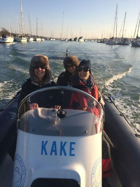 Kake - a Ribcraft