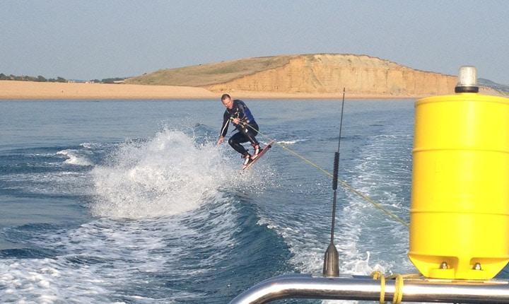 West Bay - a Ribcraft
