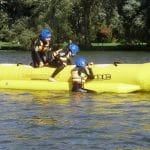 Banana boat - a Banana boat