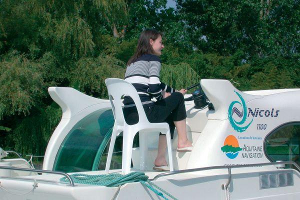 Confort 1100 - a Custom Built River Cruiser