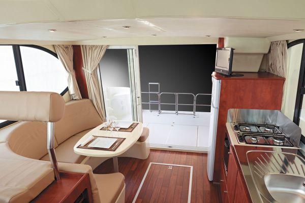 Estivale Quattro S - a Custom Built River Cruiser