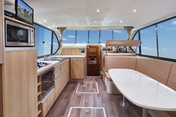 Estivale Sixto Prestige C - a Custom Built River Cruiser