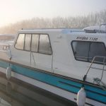 Riviera 1120 - a Custom Built River Cruiser