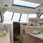 Sedan Primo - a Custom Built River Cruiser