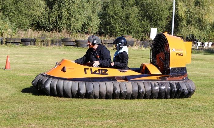 Hovercraft - a Hovercraft