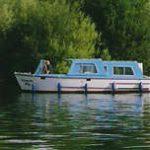 Caversham Earl - a River Cruiser