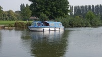 Caversham Montego - a River Cruiser