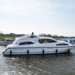 Olympic Light - a River Cruiser