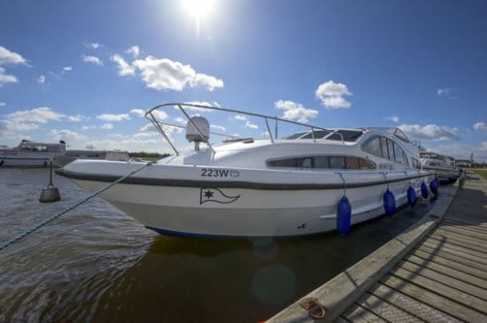 Royal Light - a River Cruiser