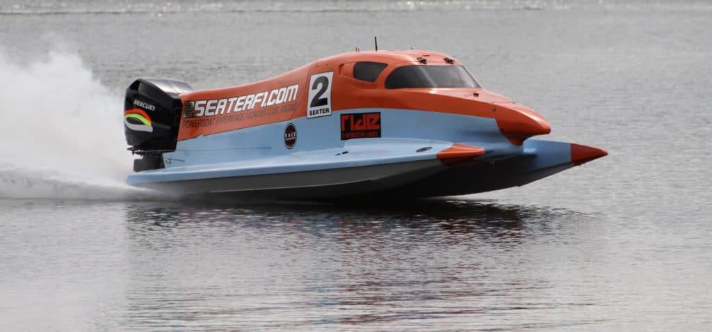 F1 Power boat - a F1 Power boat