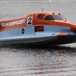 F1 Power boat - a F1 Power boat