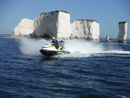 Jetski Safaris - a Sea Doo GTI